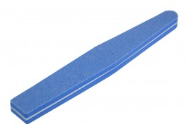 Полировщик для ногтей синий ромб 120*180
