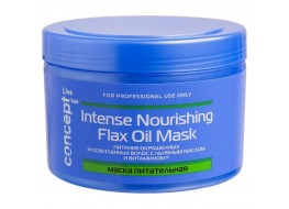 Маска Live Hair питательная с льняным маслом для окрашенных и осветленных волос