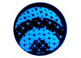 Трафарет для штампа JQ 55