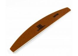 Пилка 240*240 коричневая полукруг