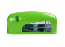 Лампа УФ 9 Вт JN-TR-082 зелёная