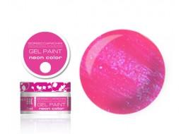 Гель-краска Неон т115 розовая