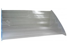 Подставка для лаков (горка ширина 350мм,5 ярусов)