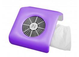 Вентилятор (пылесос) большой фиолетовый