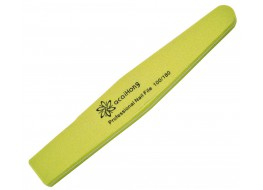 Полировщик для ногтей QcQIHONg желтый ромб 100*180