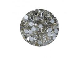 Стразы стекло SS3 Серебро