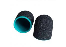 Колпачки шлифовальные d 10 мм*220 черные с пластиковым основанием