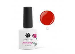 Гель-лак ADRI COCO Flash Spring т 12 красная ягода