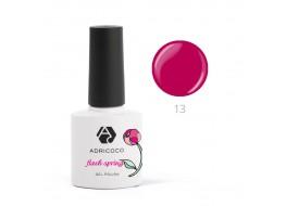 Гель-лак ADRI COCO Flash Spring т 13 спелая вишня