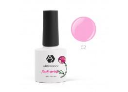 Гель-лак ADRI COCO Flash Spring т 02 розовая магнолия
