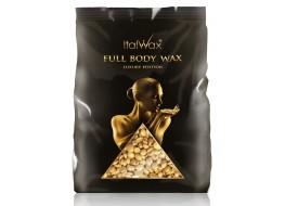 Воск горячий (пленочный) Full Body (Золотой) для депиляции всего тела