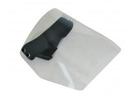 Экран защитный для лица многоразовый без поролона 300*210 мм