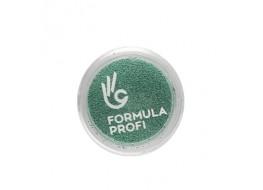 Бульонки металлические 0.2 мм светло-зеленый