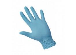 Перчатки нитриловые L 1 ПАРА голубые Nitri Max