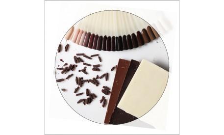 Топ модных оттенков из коллекции Chocolate!