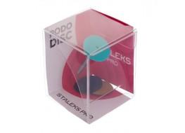 Диск педикюрный пластиковый S+ сменные файлы 5шт* 180 грит(15 мм)