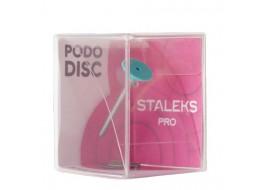 Диск педикюрный пластиковый XS+ сменные файлы 5шт* 180 грит (10 мм)