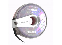 Файл-лента в пластиковой катушке Bobbinail 240 грит (18 мм*6 метров)