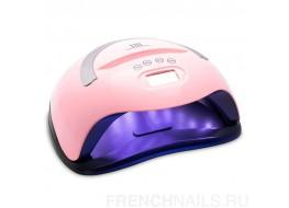Лампа UV LED 168 Вт Desired Lux TNL розовая с серебром