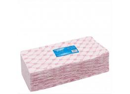 Полотенца одноразовые 35*70 см розовые