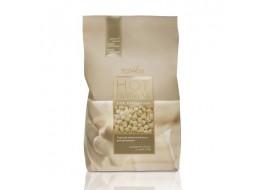 Воск горячий (пленочный) Белый шоколад для депиляции всего тела  гранулы 1 кг