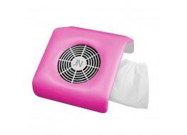 Вентилятор (пылесос) большой розовый