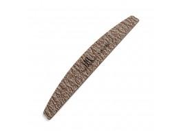 Пилка 100*180 коричневая полукруг (арт 10-37)
