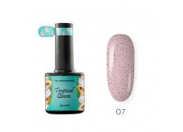Гель-лак Tropical Queen т 07 розовая клубника