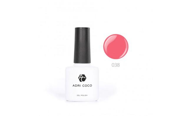 Гель-лак ADRI COCO т 038 розовый коралл 8 мл