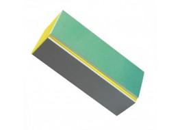 Блок для полировки ногтей QB-01 желтый
