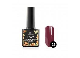 Гель-лак Love autumn т 22 рубиновый