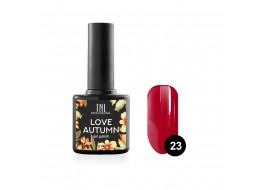 Гель-лак Love autumn т 23 красный