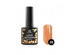 Гель-лак Love autumn т 05 мандариновый