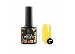 Гель-лак Love autumn т 07 сочный манго