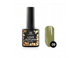 Гель-лак Love autumn т 09 оливковый