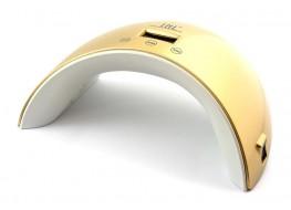 Лампа UV LED 36 Вт Sense TNL золотая
