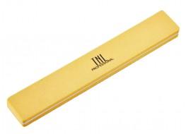 Полировщик для ногтей  желтый широкий 100*220