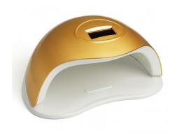 Лампа UV LED 72 Вт SUN TNL золотая