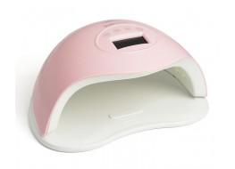Лампа UV LED 72 Вт SUN TNL розовая