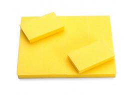 Баф для полировки ногтей  MEDIUM желтый