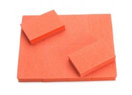 Баф для полировки ногтей  MEDIUM оранжевый