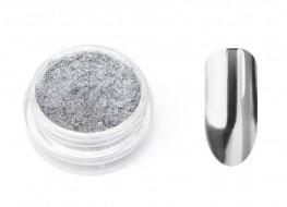 Втирка TNL металлическая серебро