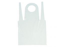 Фартук WL п/эт 80*120 см прозрачный (рулон)
