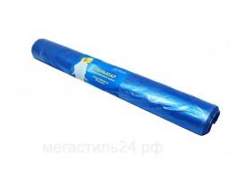Пеньюар п/э White Line голубой (100*140 см)