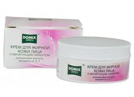 Крем для жирной кожи лица с матирующим эффектом