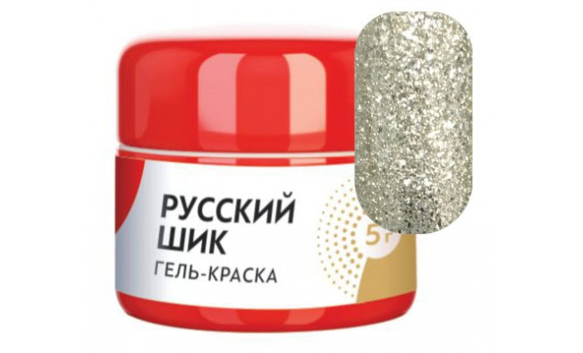 Формула Профи Гель-краска Русский шик №01 Снежная тройка 5 г
