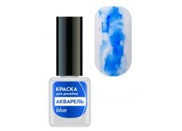 """Краска для дизайна """"Акварель"""" Blue"""
