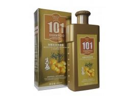 Шампунь 101 для роста и против выпадения волос с имбирем