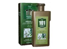 Шампунь 101 для роста и против выпадения волос с экстрактом чернильного орешка