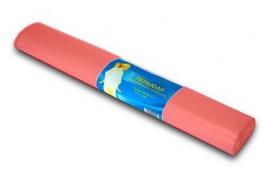 Пеньюар п/э White Line розовый (100*140 см) (арт 7719)